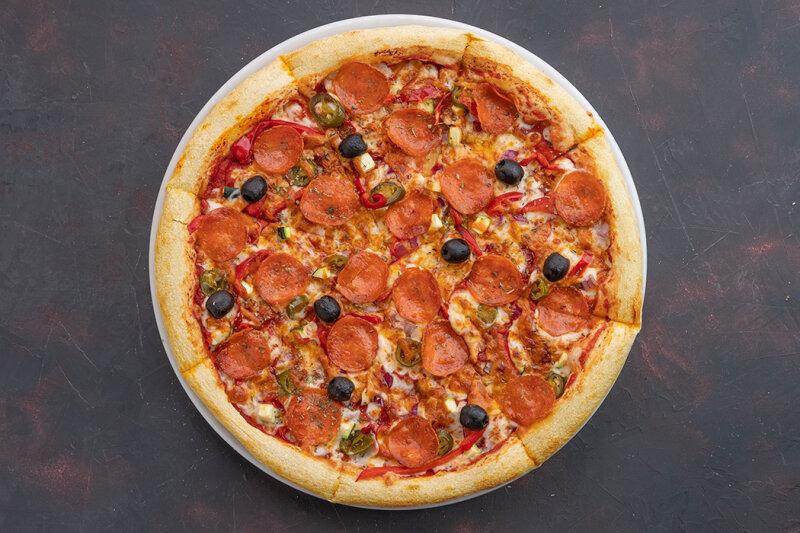 Пицца «Сицилиана»