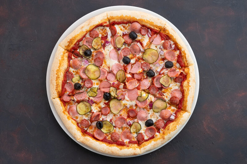 Пицца «Боскайола»