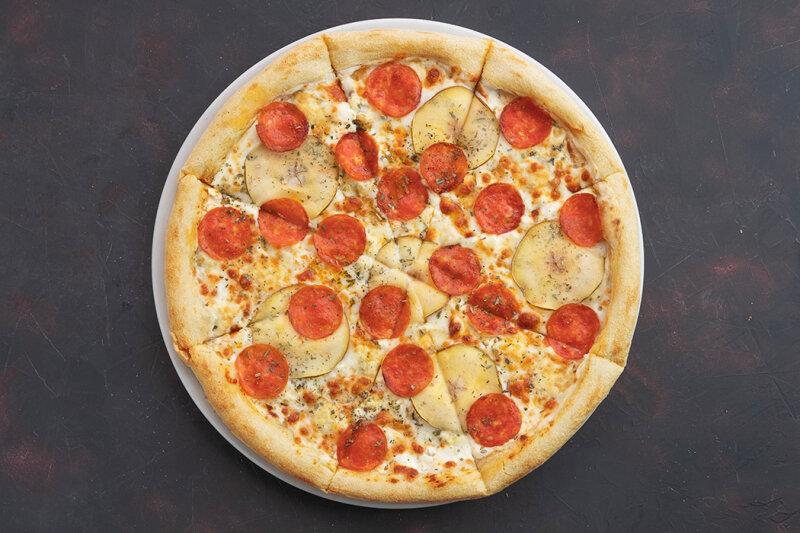 Пицца «Дорблю пеперони»