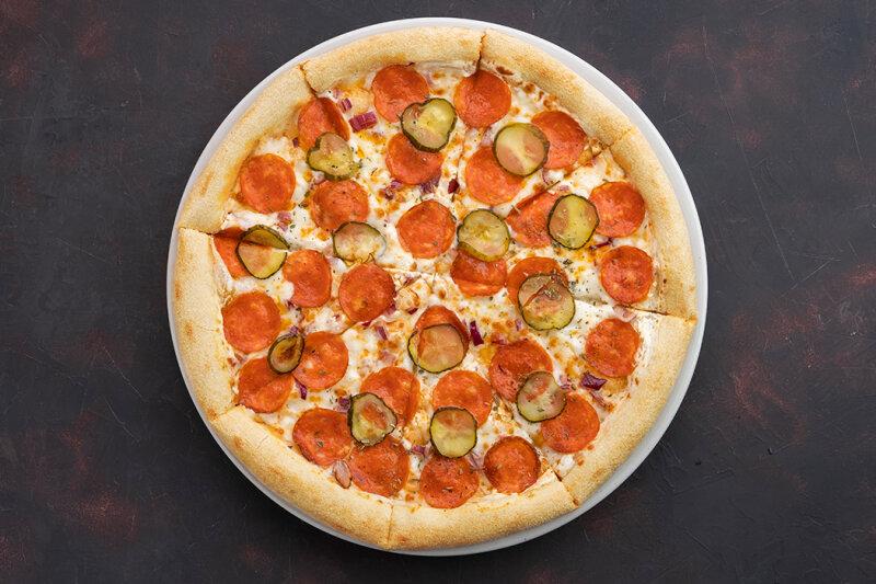 Пицца «Американбой»