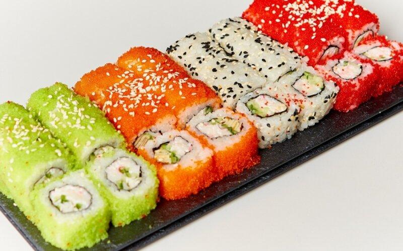 Суши-сет «Сокраменто»