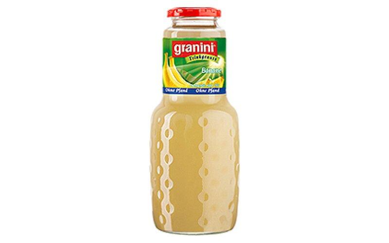 Нектар Granini банановый