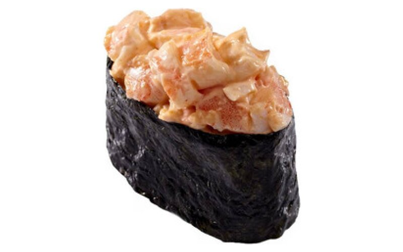 Суши «Острый краб»