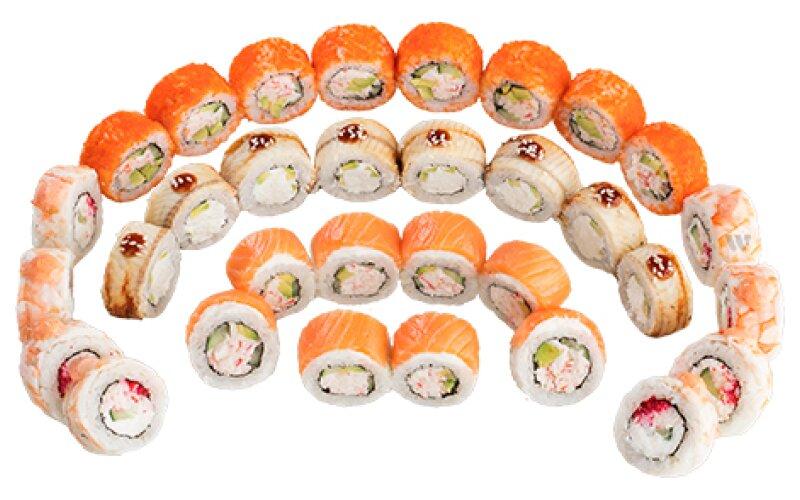 Суши-сет «Биг фиш»