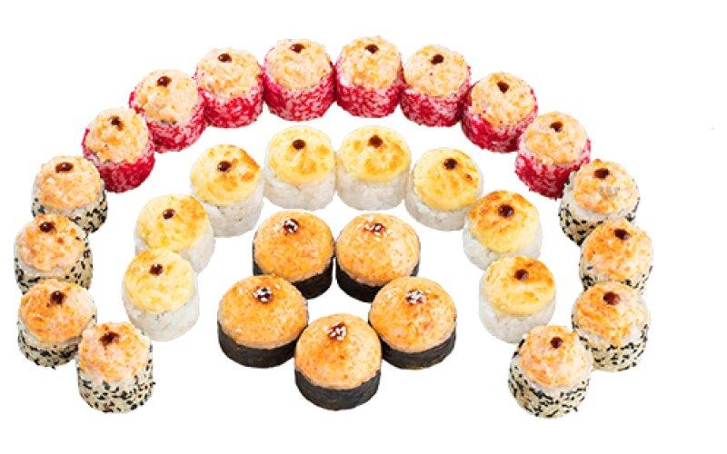 Суши-сет «Жара»