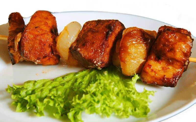 Шашлык из свинины (весовое блюдо)
