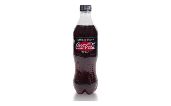 Газированный напиток Coca-ColaZero