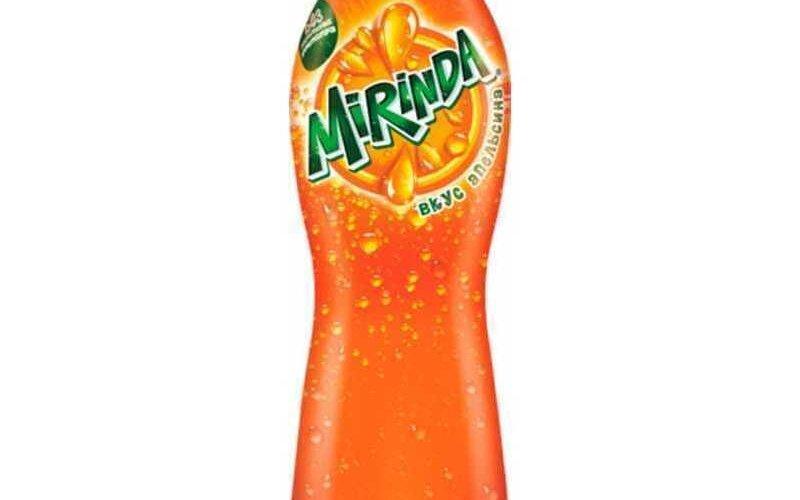 Напиток газированный Mirinda «Апельсин»
