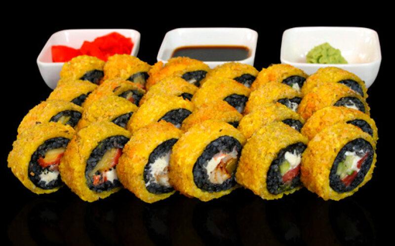 Суши-сет «Хот-хот»
