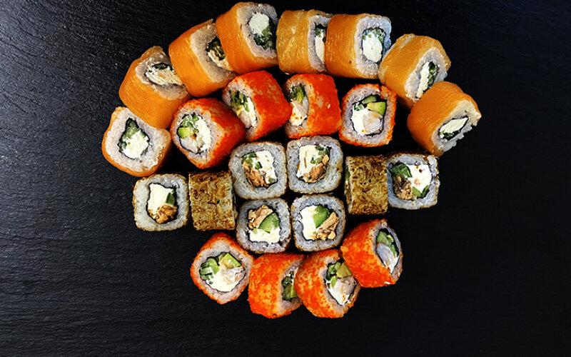 Суши-сет «Фьюжн»