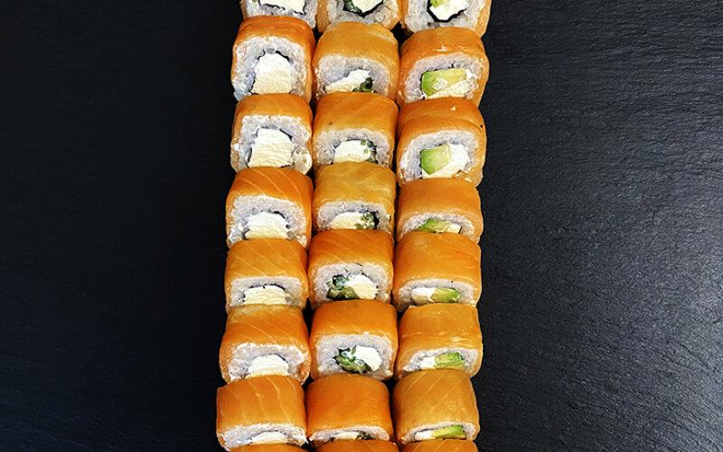 Суши-сет «Лососябрь»