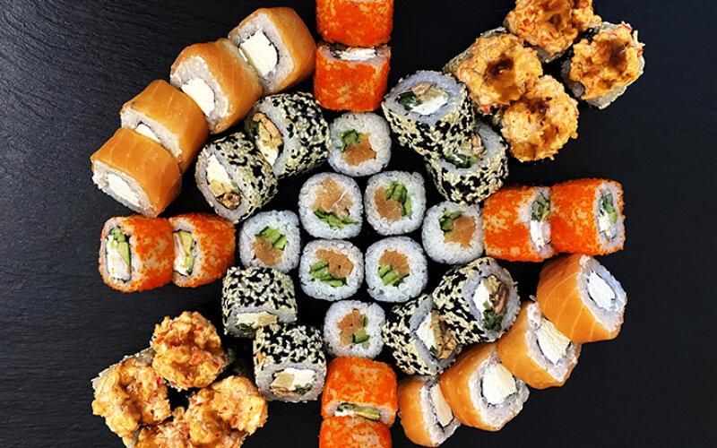 Суши-сет «Шире рот 2.0»