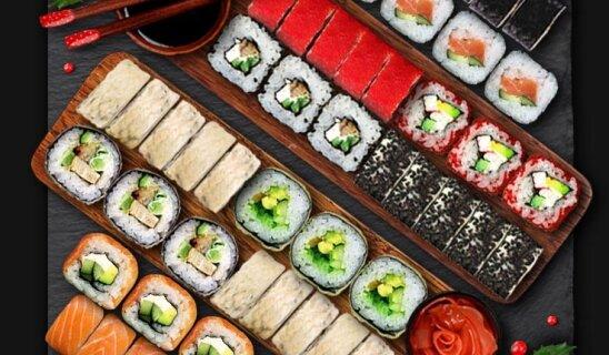 Суши-сет «Шире рот»