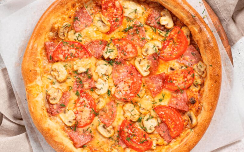 Пицца «Ранчо»
