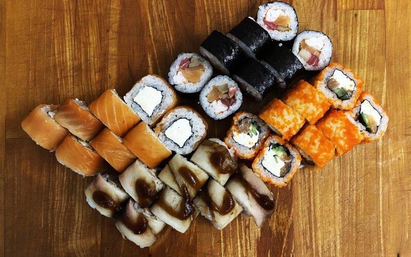 Суши-сет «Саппоро»