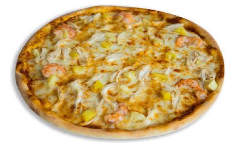 Пицца «Свит-шримп»