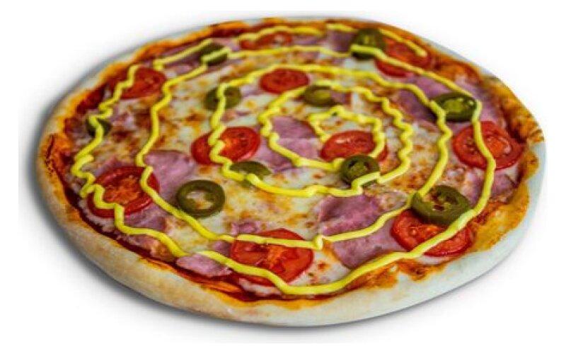 Пицца «Горыныч»
