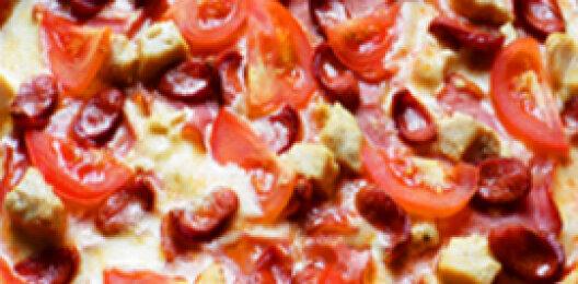 Пицца «Праздничная»