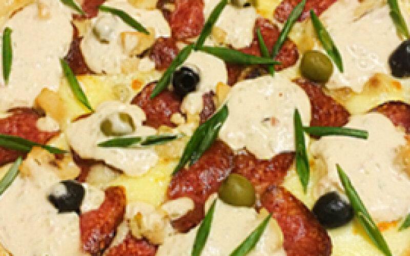 Пицца «Сорренто»
