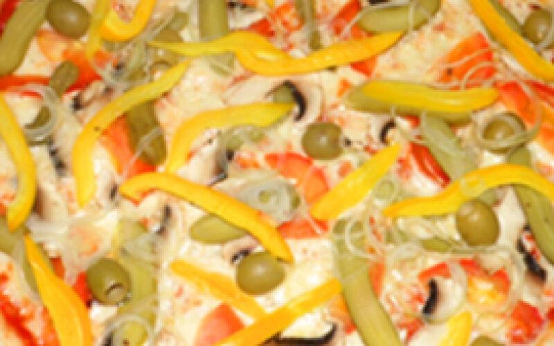 Пицца«Вегетарианская»