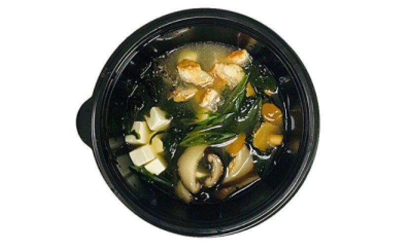 Суп «Мисо унаги»