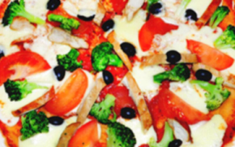 Пицца «Брокколи»