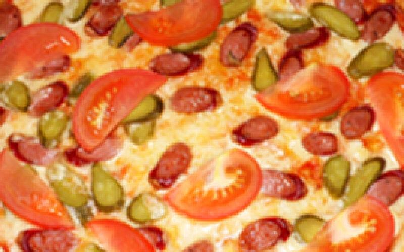 Пицца «Лючия»