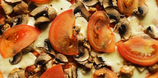 Пицца «Ди фунги»