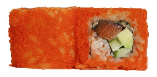 Ролл «Калифорния» с лососем
