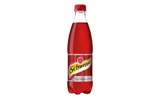Напиток газированный Schweppes «Пряная клюква»