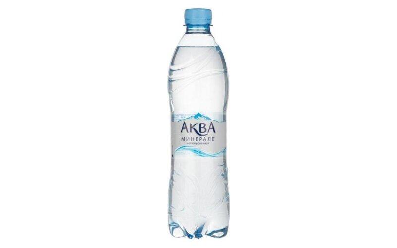Питьевая вода «Аква минирале»