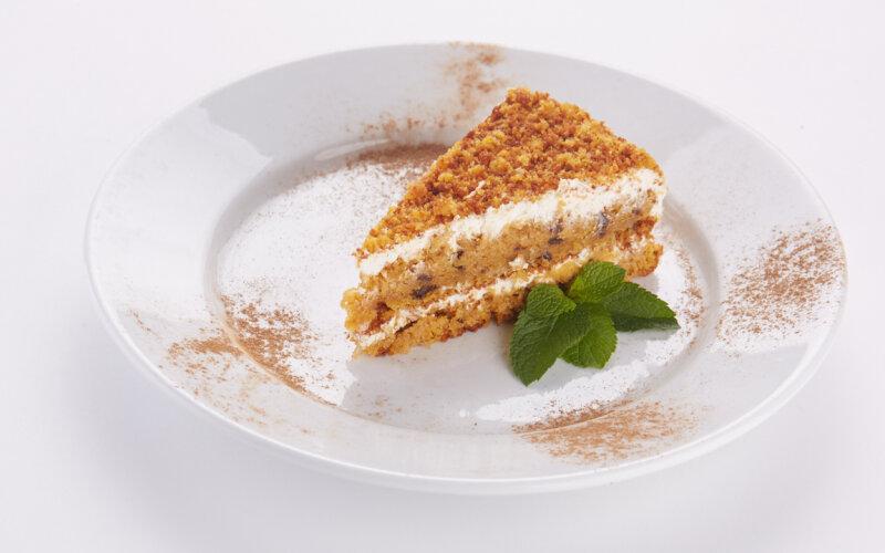 Десерт пряный