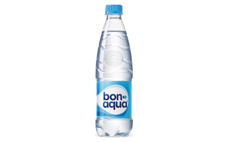 Вода BonAqua негазированная