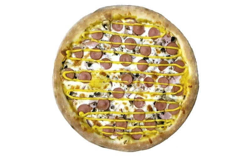Пицца «Австрийская»