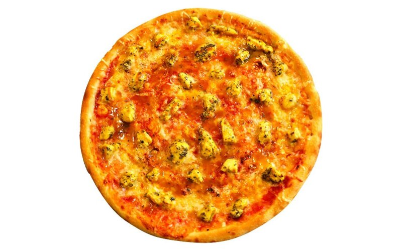 Пицца «Цыплёнок карри»