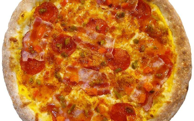 Пицца «Дракон»