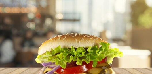 Биг-гамбургер