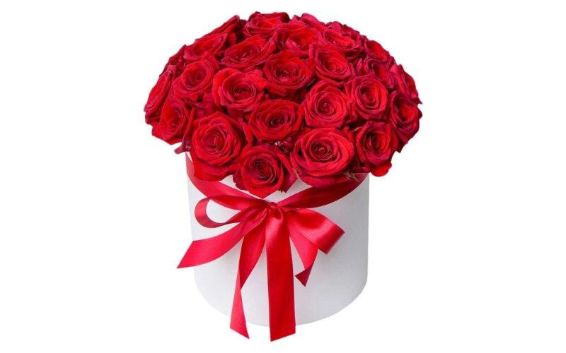 Шляпная коробка «Чистое сердце»
