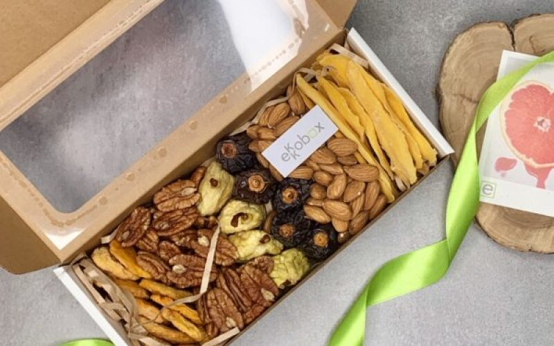 Набор «Ассорти с орехами»