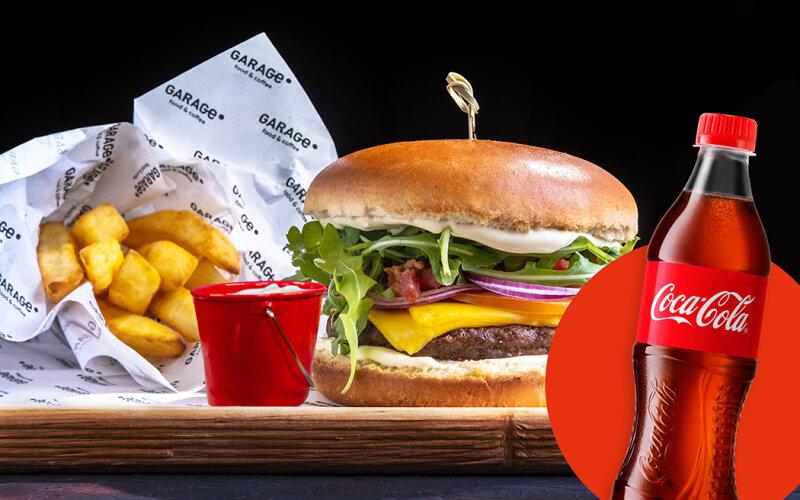 Бургер-сет