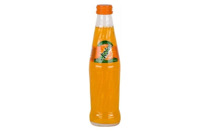 Газаваны напой Mirinda