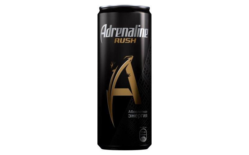 Энэргетычны напой Adrenalin