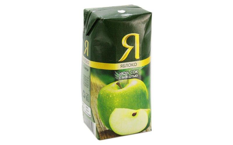 Сок «Я» яблачны