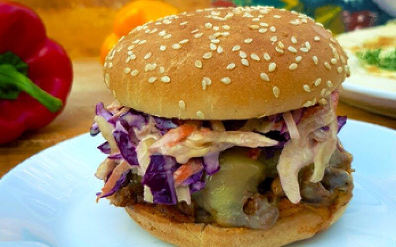 Бургер «Дзед-барадзед»