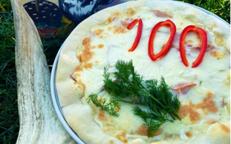 Піца «100 гадоў»
