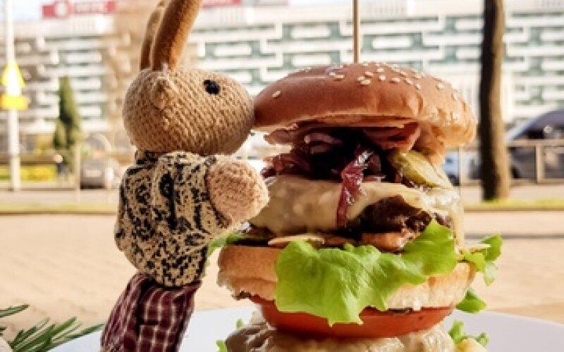 Бургер «Дняпроўскі асілак»