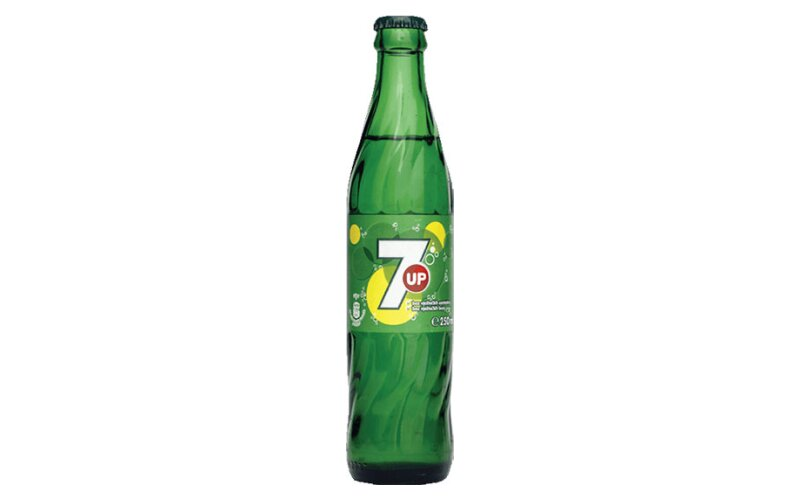Газаваны напой 7Up