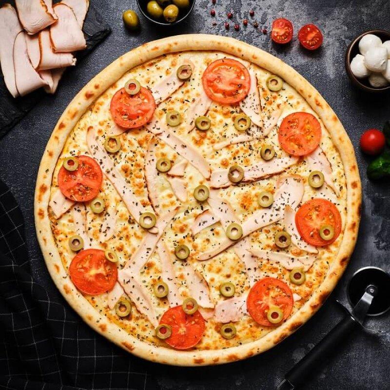 Пицца «Дон Карлеоне»