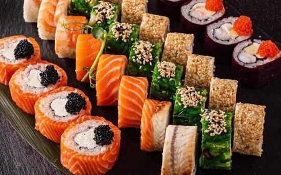 Суши-сет «Велингтон»