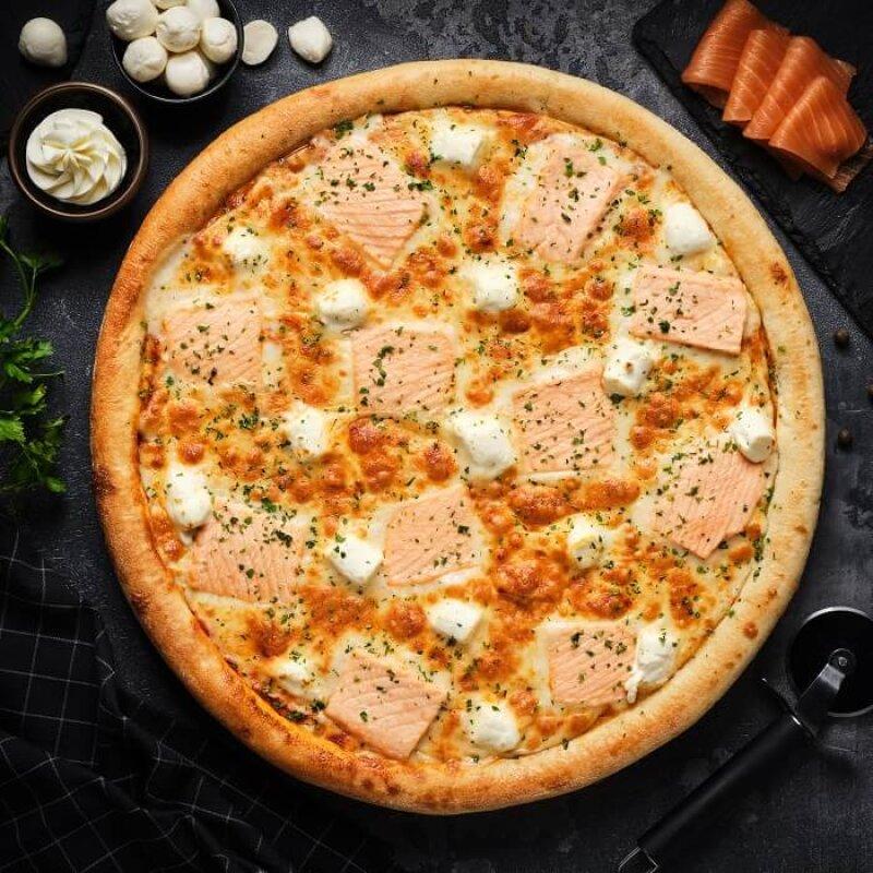 Пицца «Филадельфия»